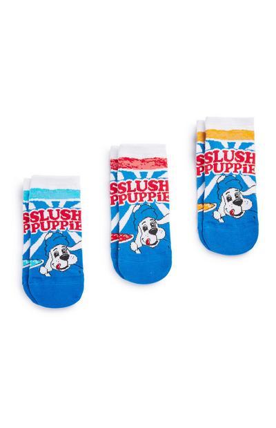 Slush Puppie Shoe Liner 3Pk