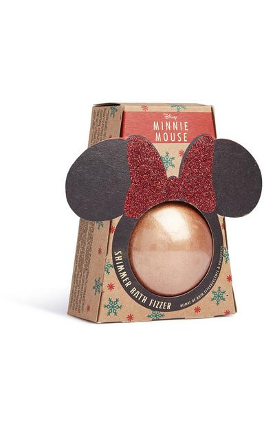 Minnie Mouse Christmas Bath Shimmer