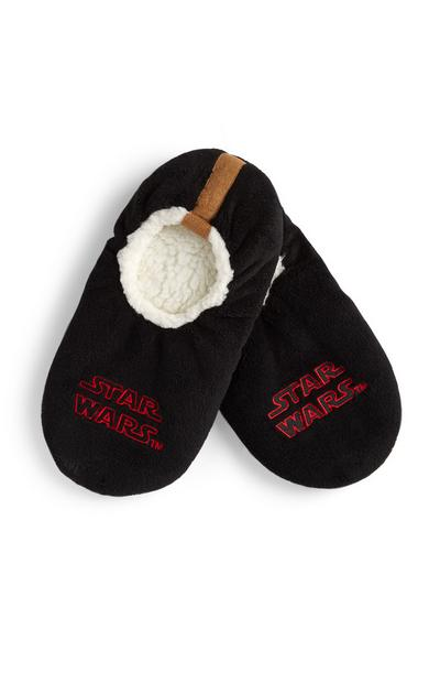 Star Wars Fluffy Slipper Socks