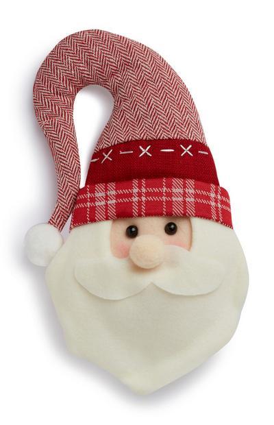 Hanging Santa Plush