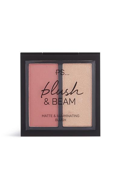 Matte And Illuminating Blush