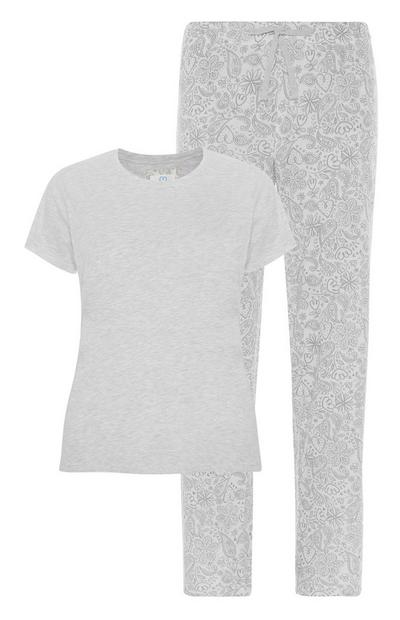 Sustainable Cotton Pyjama Set