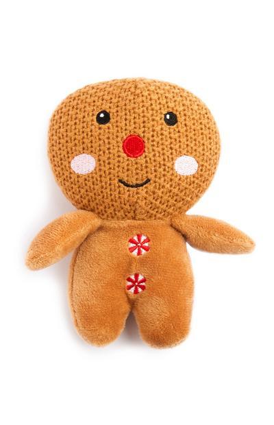 Gingerbread Man Plush