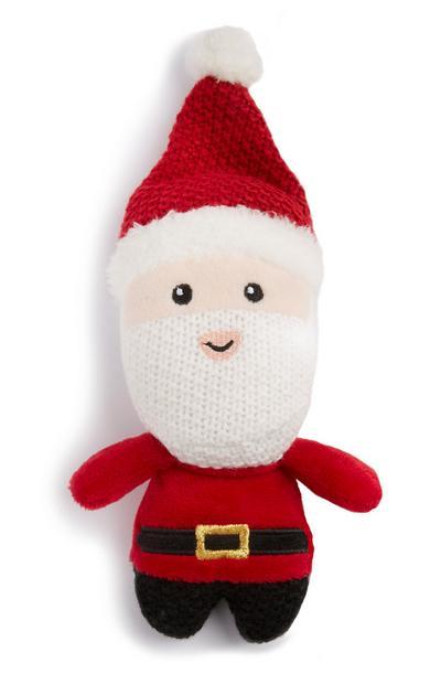Plüsch-Weihnachtsmann