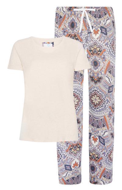 Sustainable Pyjamas 2Pc