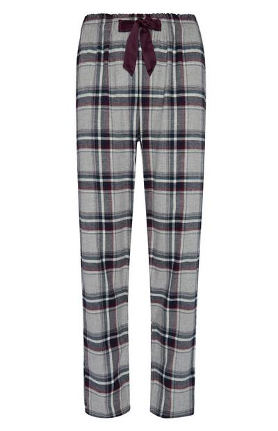 Grey Flannel Pj Trouser