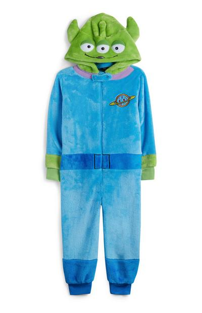 Younger Toy Story Alien Onesie