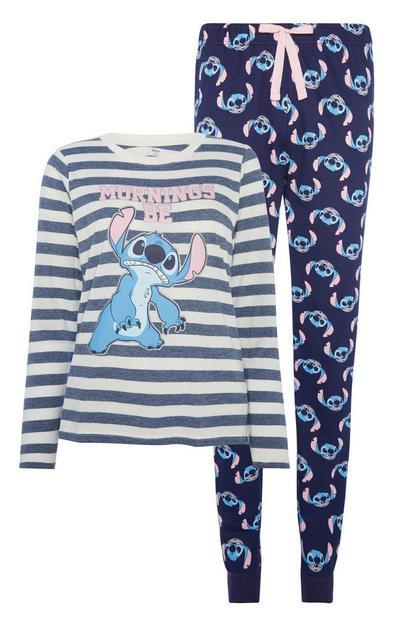 Lilo And Stitch Pyjama Set
