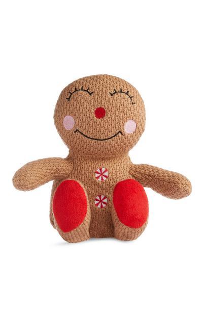 Gingerbread Man Beanie