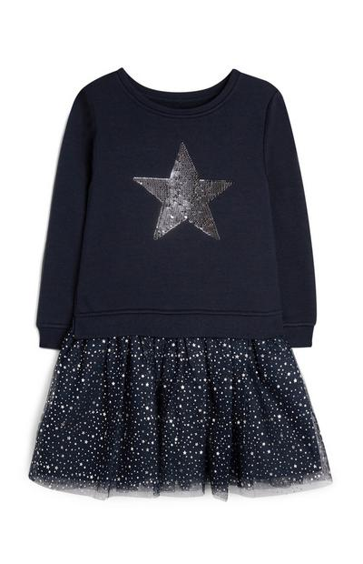 Younger Girl Star Dress