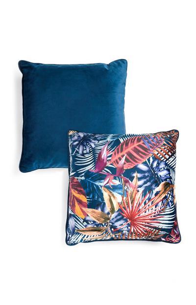 Velvet Leaf Cushion