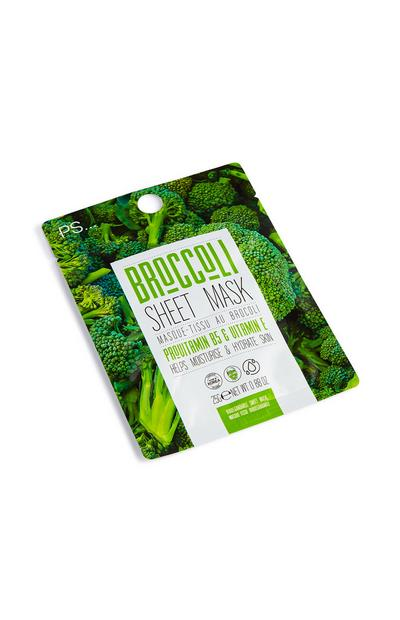 Broccoli Sheet Mask