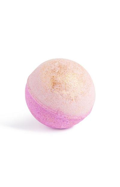 Purple Glittery Bath Bomb