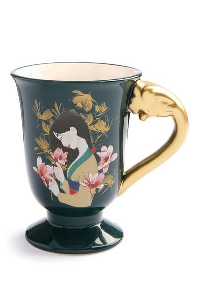 Disney Mulan Teapot