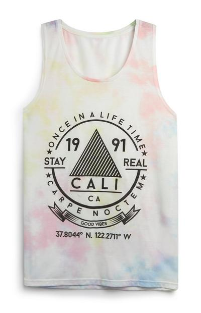 Cali Tie Dye Vest