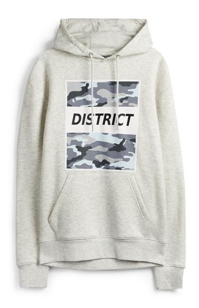 Camo District Hoodie