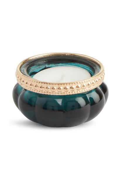 Green Tealight Holder