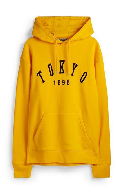 Yellow Tokyo Hoodie