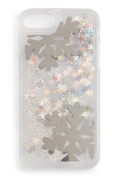 Snowflake Phone Case