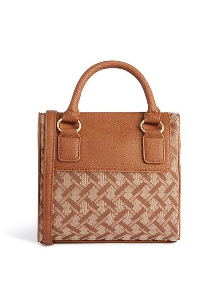 Monogram Tan Bag