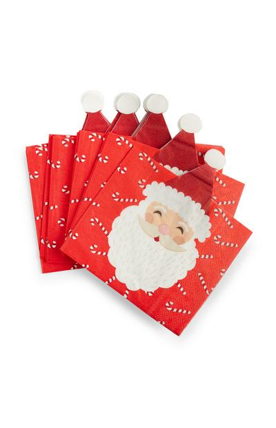 Santa Party Napkins