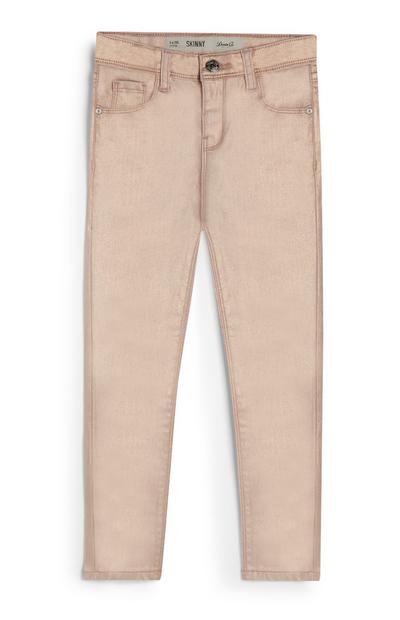 Younger Girl Pink Trouser