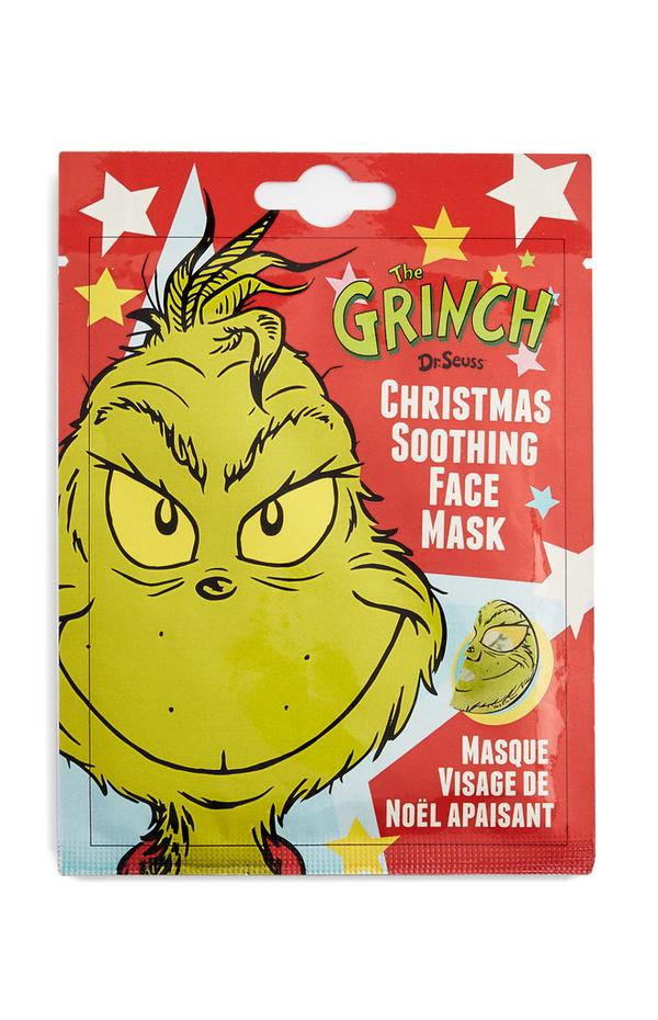 """The Grinch"" Gesichtsmaske"