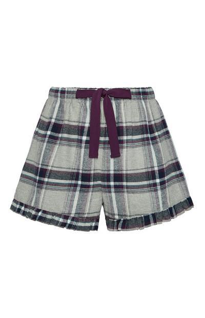 Grey Flannel Shorts