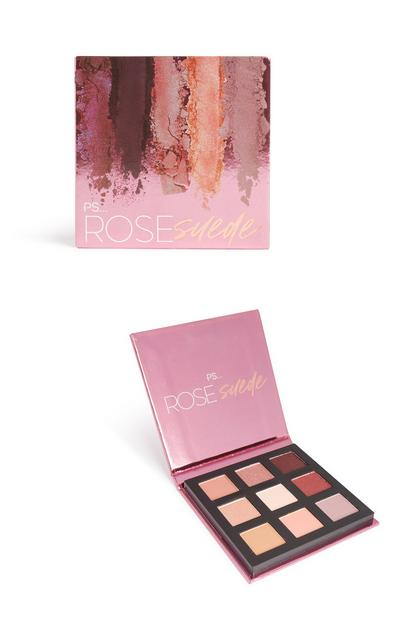 Rose Suede Eyeshadow Palette