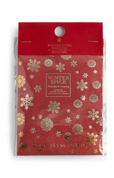 Winter Spice Room Sachet 2Pk