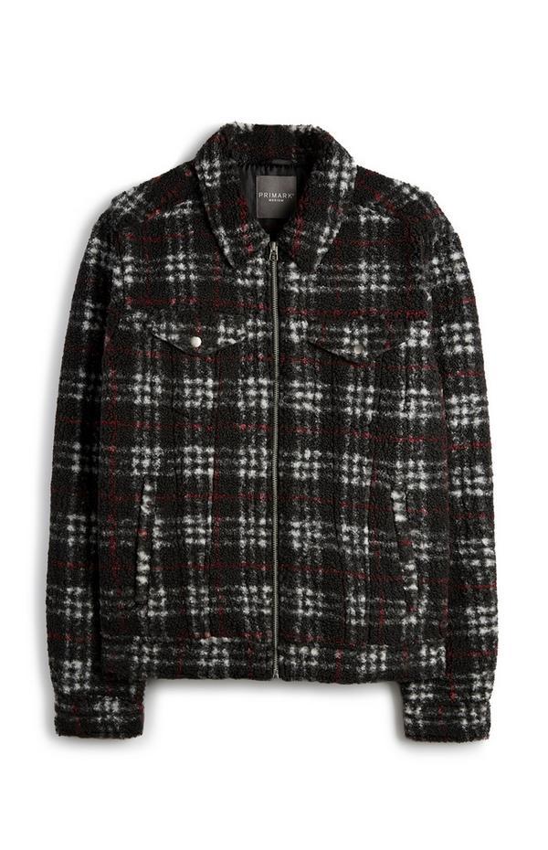 Teddy Trucker Jacket