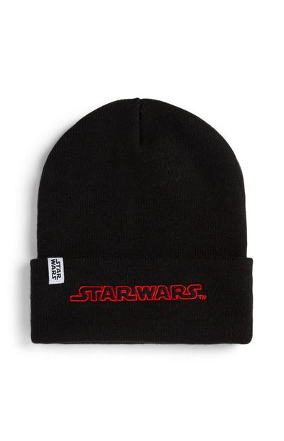 Black Star Wars Beanie