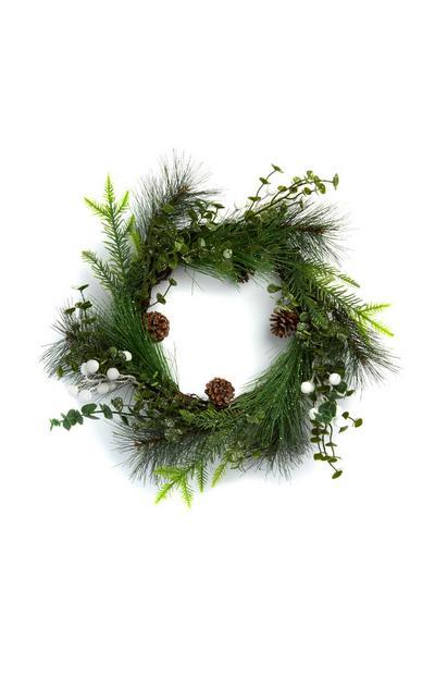 Mistletoe Wreath