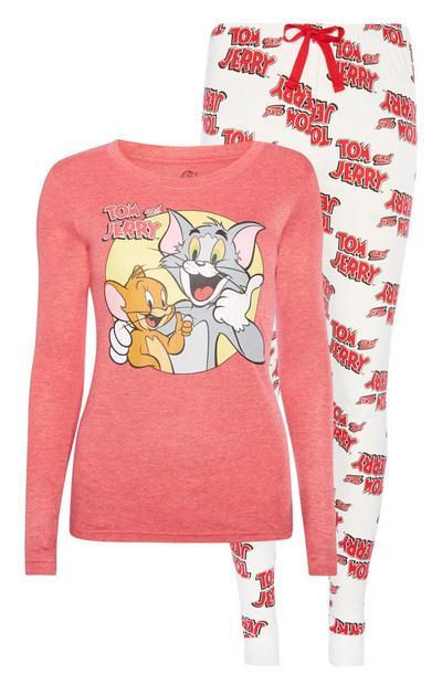 Tom And Jerry Pyjamas