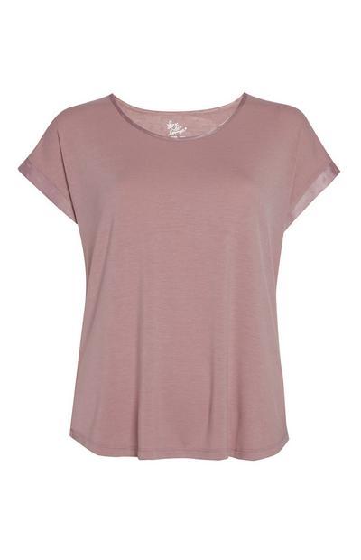 Blush Pyjama T-Shirt