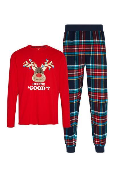 Rudolph Pyjama Set