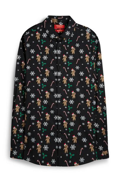 Gingerbread Men Christmas Shirt