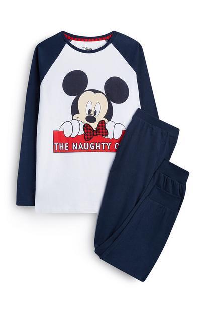 Older Boy Mickey Mouse Pyjamas