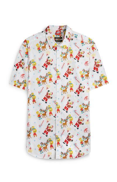 The Simpsons Christmas Shirt