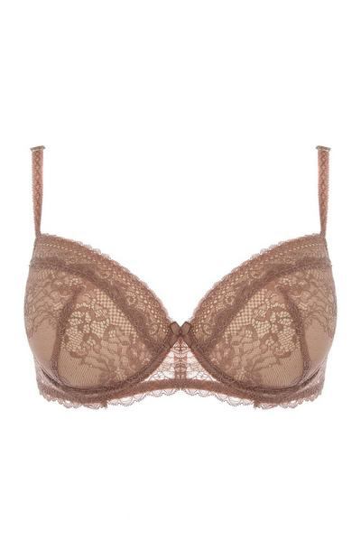 Blush Lace Bra