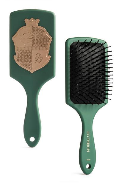 Slytherin House Hairbrush
