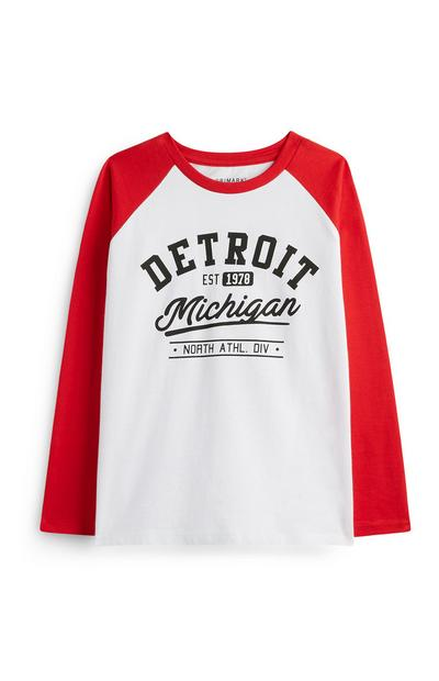 Younger Boy Detroit T-Shirt