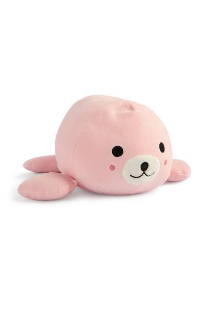 Pink Seal Teddy