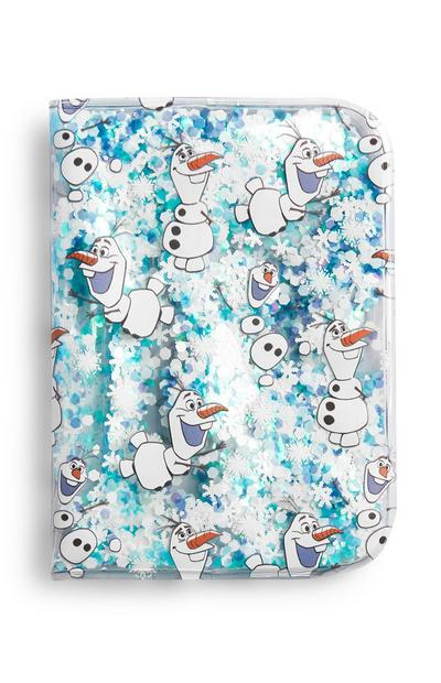 Frozen Olaf Passport Cover