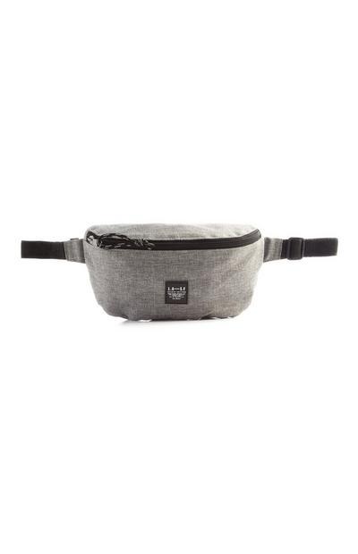 Grey Bum Bag