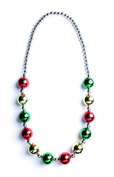 Bauble Necklace