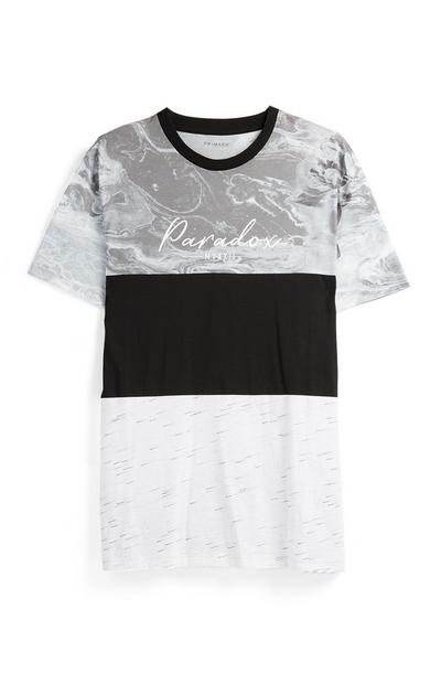 Grey Marble T-Shirt
