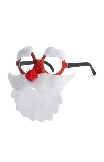 Novelty Santa Claus Glasses