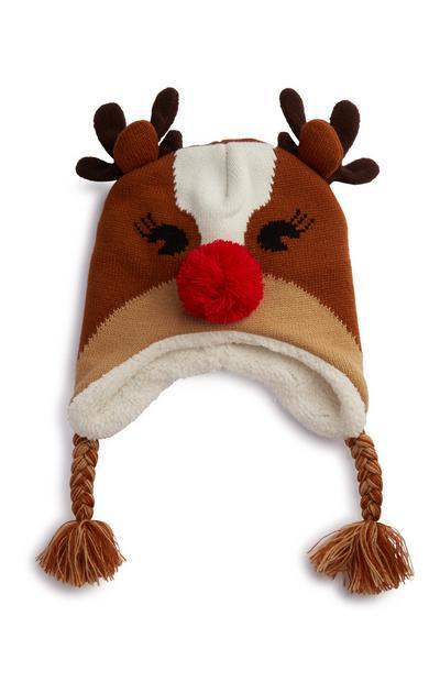 Novelty Reindeer Hat