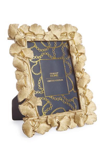 Gold Tassle Deco Frame